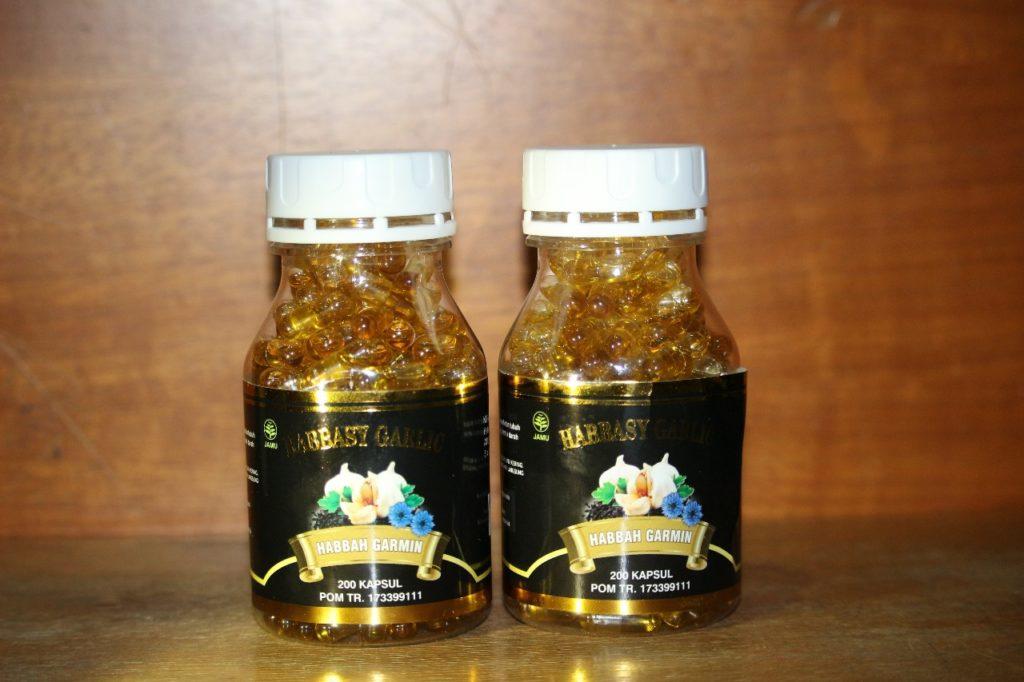 habbasy garlic habbah garmin 200